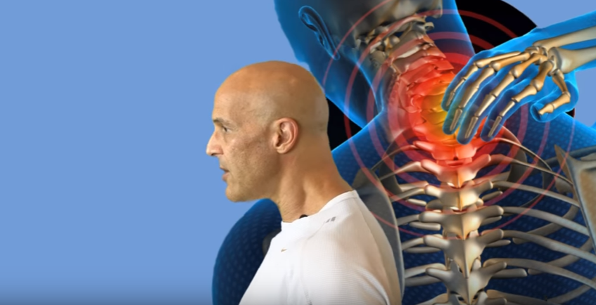 neck pain treatment at home