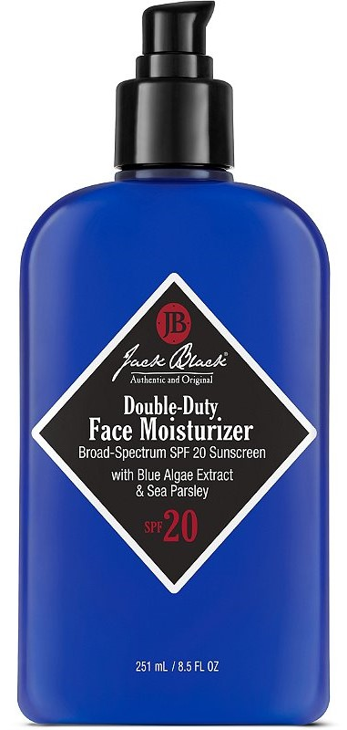 JACK BLACK, Double-Duty Face Moisturizer