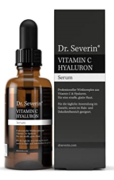 VITAMIN C HYALURON SERUM FROM DR. SEVERIN
