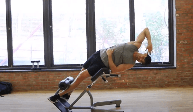 exercise machine for stomach abs